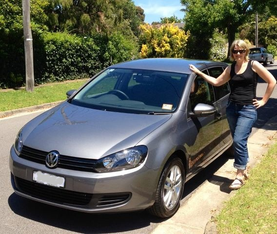 So Today I Thought We Could Name My New Car. Itu0027s A Volkswagen Golf (u0027ultra  Greyu0027) And Iu0027ve Had It For Nearly Three Weeks Now.