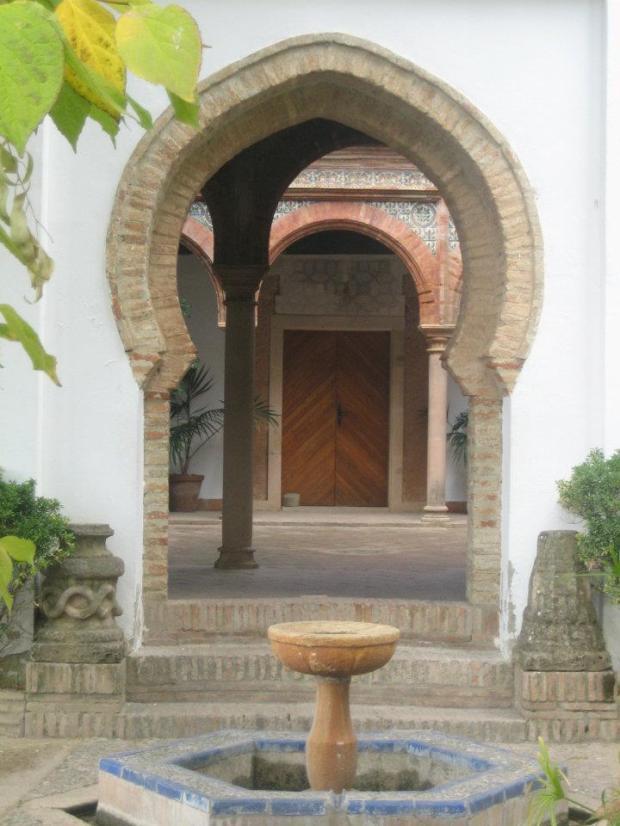 ronda moorish house