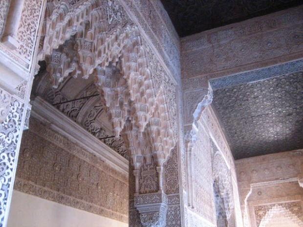 The Alhambra, Granada, Spain (my photo)
