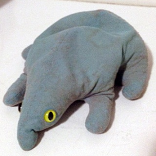 A well-worn puggle.