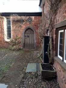 Bishop's House (with water pump!)