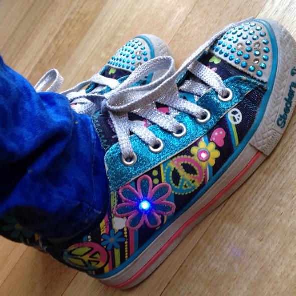 Light - shoes