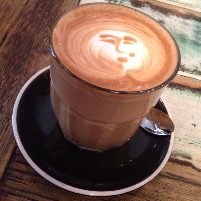 coffee-face