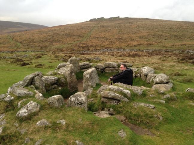 Dartmoor - grimspound_20cm