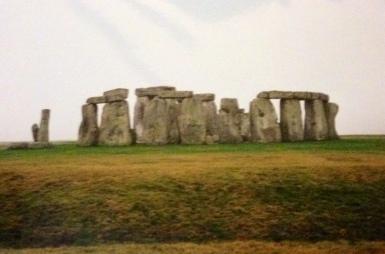 Stonehenge on Salisbury Plain