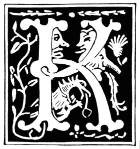 16th-Century-letter-k