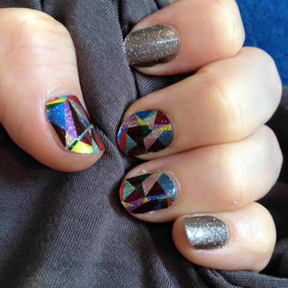Journal: Nail art and NaNo | Ellen Gregory
