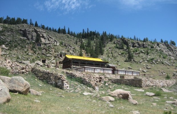 Day 2 Bogd Khan NP monastery