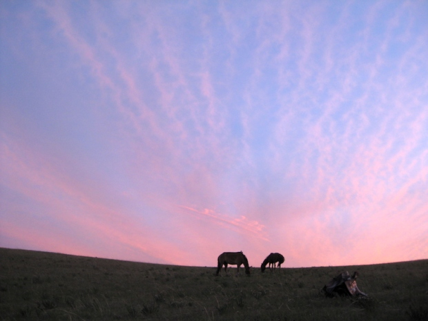 Day 3 - sunset