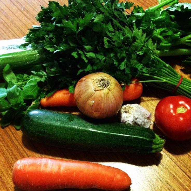 veggiestock