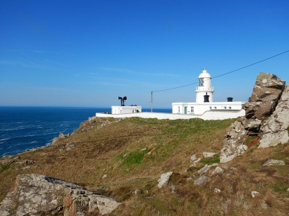 Near Pendeen Lighthouse
