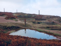 Ruins of Levant tin mine