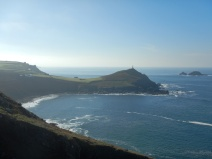Near Kenidjack Cliff Castle (View of Cape Cornwall)